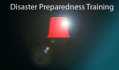 Disaster Preparedness Training