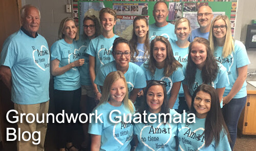 Groundwork Guatemala Blog