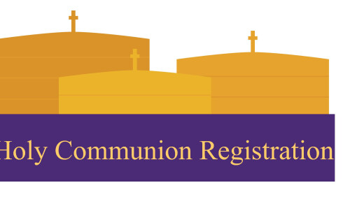 Holy Communion Registration