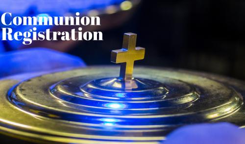 Communion Registration